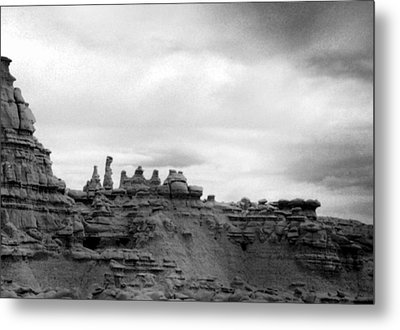 Goblin Valley Metal Print