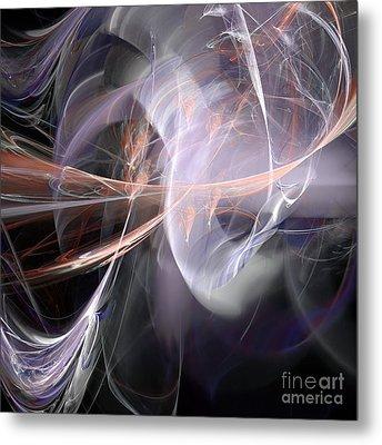 God Speed Metal Print by Margie Chapman