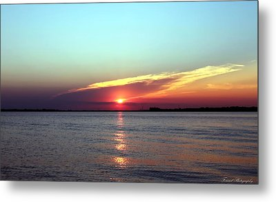 Gods Creation Metal Print by Debra Forand