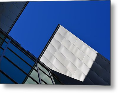 God's Light - Architectural Photography By Sharon Cummings  Metal Print by Sharon Cummings
