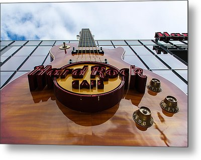 Goes To Eleven Metal Print by Glenn DiPaola