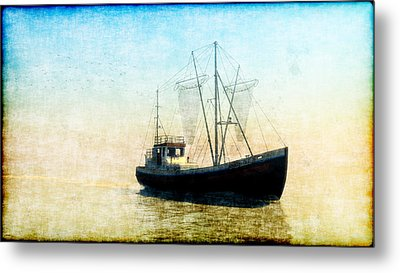 Going Fishing... Metal Print by Tim Fillingim