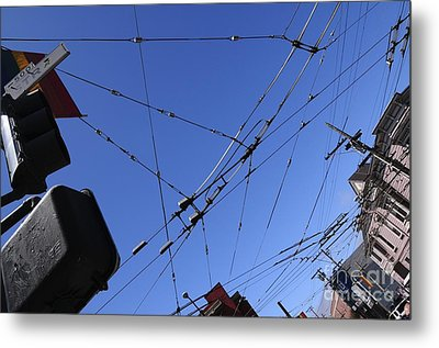 Metal Print featuring the photograph Going Places by Sherry Davis