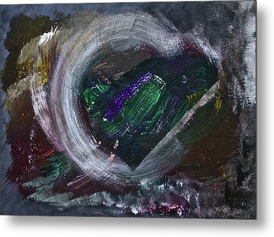 Metal Print featuring the painting Going Through Changes by Tracey Myers