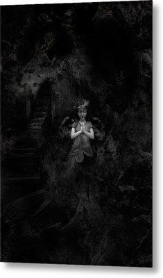 going to Heaven Metal Print by David Fox