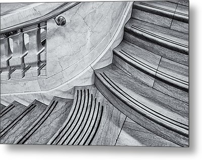 Going Up Metal Print by Susan Candelario