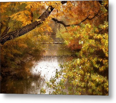Golden Days Metal Print by Jessica Jenney