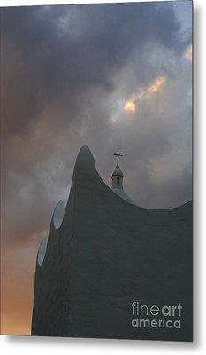 Goliad Mission 2 Metal Print by Bob Christopher