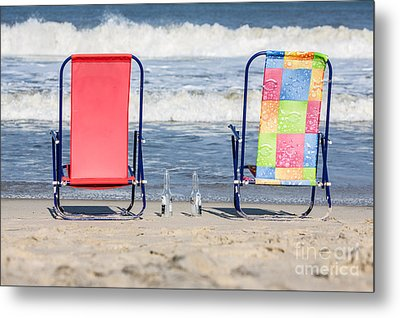 Gone For A Walk Metal Print by Kay Pickens