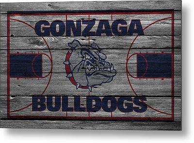Gonzaga Bulldogs Metal Print by Joe Hamilton