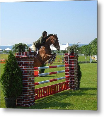 good form at Upperville Metal Print