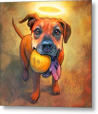 Good Karma Metal Print