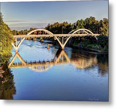 Good Morning Grants Pass II Metal Print
