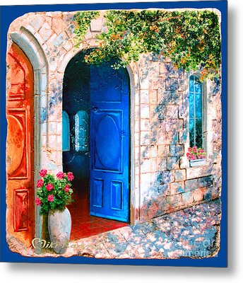 Good Morning Jerusalem Metal Print