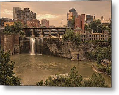 Good Morning Rochester Metal Print