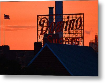Metal Print featuring the photograph Good Morning Sugar by Bill Swartwout