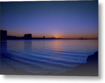 Metal Print featuring the photograph Good Morning Sunshine 2 by Joseph Hollingsworth