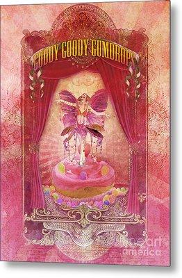 Goody Goody Gumdrops Metal Print by Aimee Stewart