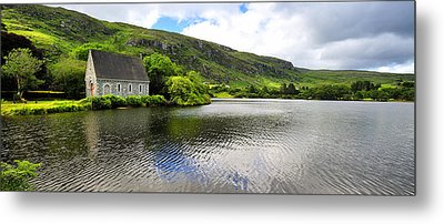 Gougane Barra  Co.cork Metal Print