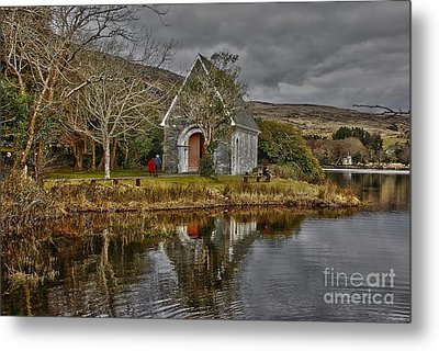 Gougane Barra Metal Print by Joe Cashin