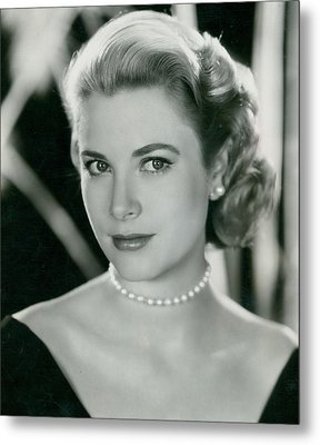 Grace Kelly Metal Print by Retro Images Archive