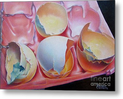 Grade A-extra Large Metal Print by Pamela Clements