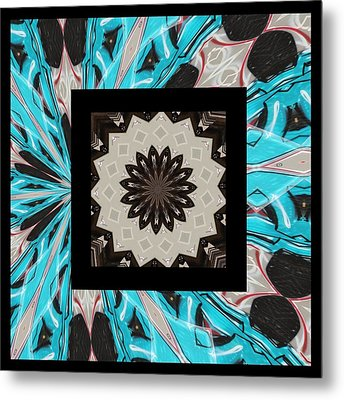 Graffiti - Reign V Metal Print by Graffiti Girl