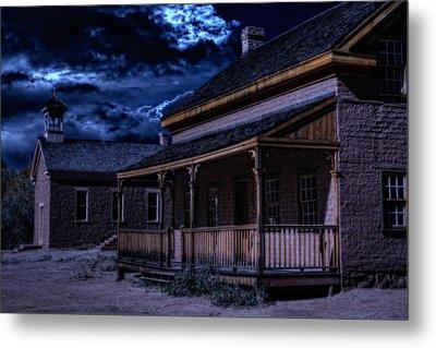 Grafton Ghost Town In Southern Utah Metal Print by Utah Images