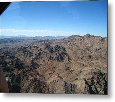 Grand Canyon - 12123 Metal Print