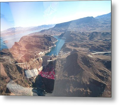 Grand Canyon - 12128 Metal Print by DC Photographer