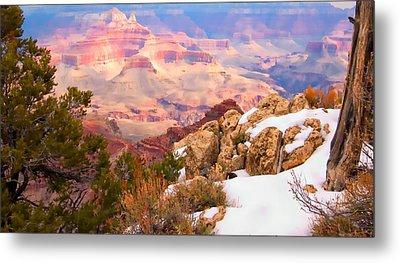 Grand Canyon Metal Print by Bob Pardue
