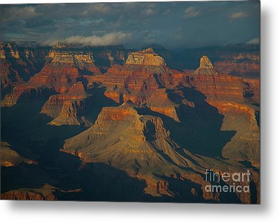Metal Print featuring the photograph Grand Canyon by Rod Wiens