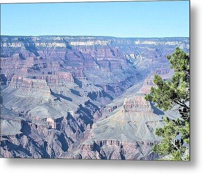 Grand Canyon South Metal Print by David Rizzo