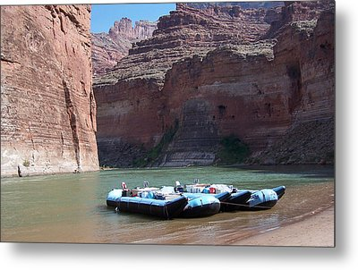 Metal Print featuring the photograph Grand Canyon by Tony Mathews