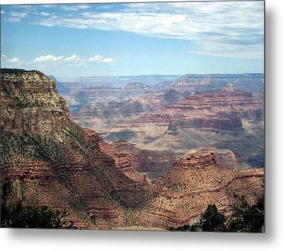 Grand Canyon View 3 Metal Print