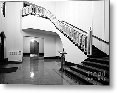 Grand Entry Metal Print by Lawrence Burry