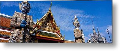 Grand Palace, Bangkok, Thailand Metal Print by Panoramic Images