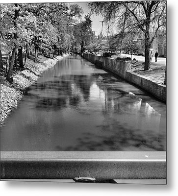 Grand Rapids Metal Print by Dan Sproul