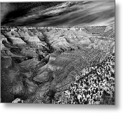 Grand Vista  Metal Print by Wendell Thompson