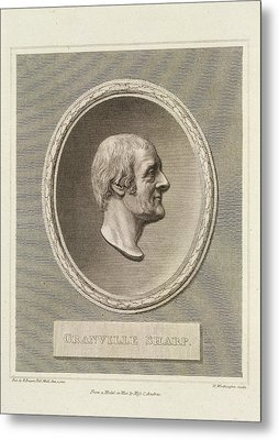Granville Sharp Metal Print by British Library