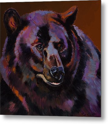 Great Bear Metal Print by Bob Coonts
