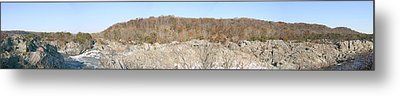 Great Falls Va - 121257 Metal Print by DC Photographer