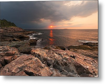 Metal Print featuring the photograph Great Head Trail by Bernard Chen