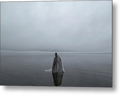 Great Lake Ghost Metal Print