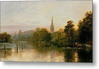 Great Marlow Metal Print