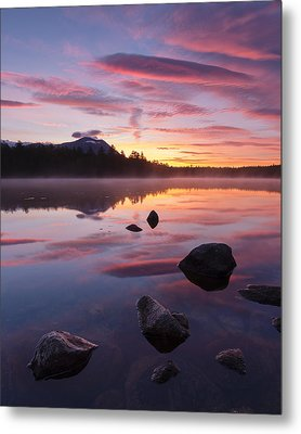 Metal Print featuring the photograph Great Mountain Sunrise by Patrick Downey