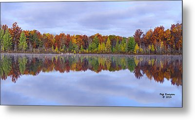 Jewett Lake Metal Print