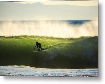 Metal Print featuring the photograph Green Monster C6j9362 by David Orias