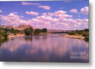 Green River Metal Print by Chris Tarpening