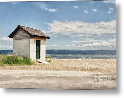 Greenwich Point Metal Print by Lois Bryan
